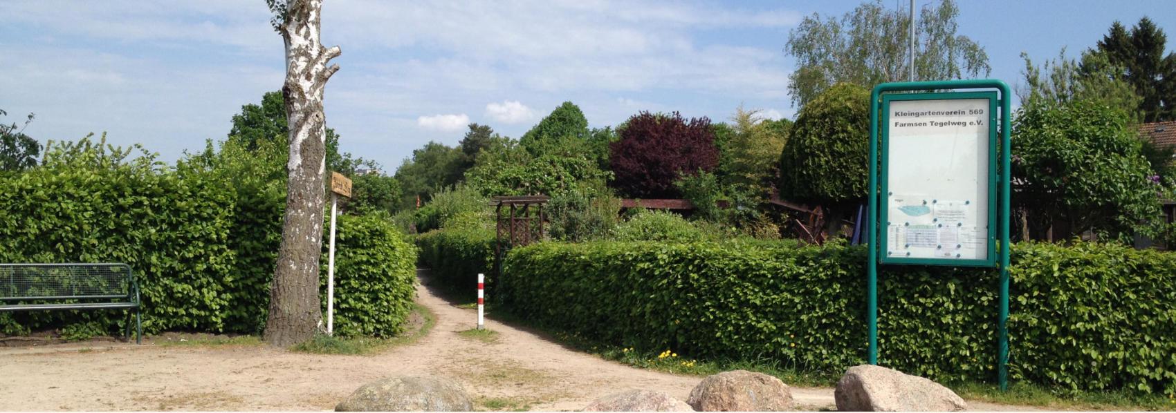 Startseite Kleingartenverein 569 Farmsen Tegelweg E V In Hamburg